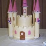 Детский торт Замок. Мастер-класс