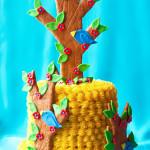 Как сделать дерево из мастики – мастер-класс-шаг 15