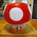 ЗD торт Гриб. Торт с мастикой – рецепт с фото и видео