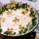 Салат с сыром, свеклой, орехами – отличное блюдо в пост!