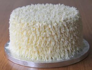 Пасхальное блюдо. Торт Кролик – как украсить? Мастер-класс-шаг 11