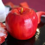 Украшения из мастики. Как сделать яблоко из мастики – мастер-класс