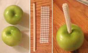 Украшения из мастики. Как сделать яблоко из мастики – мастер-класс - шаг 2