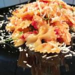 Макароны с рыбным соусом – рецепт итальянской кухни