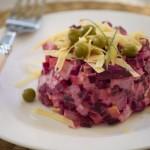 Вкуснейший салат со свеклой