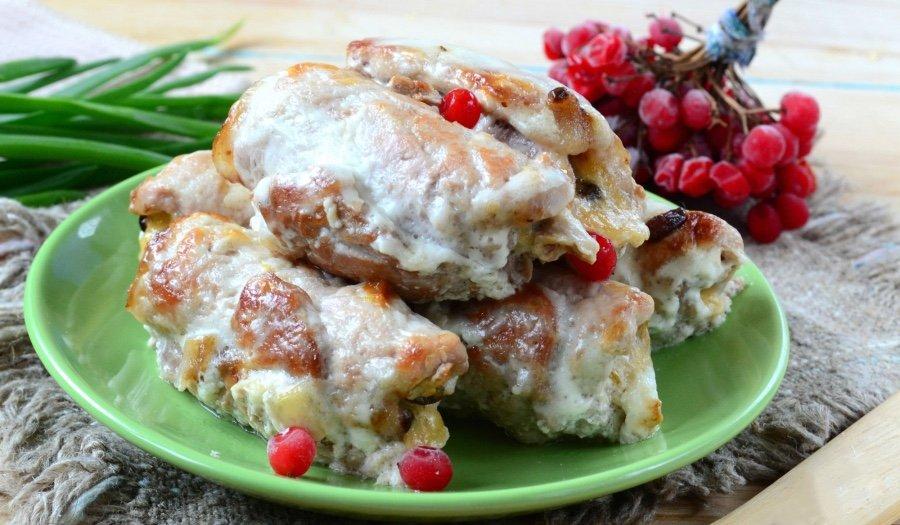 Рецепты приготовления праздничных блюд с фото