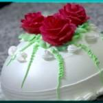 Украшение тортов кремом – изысканно и красиво!