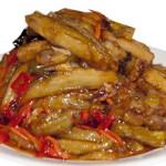Оригинальная закуска из баклажанов – вы должны это попробовать!