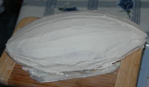 Торт Рыба -шаг 1