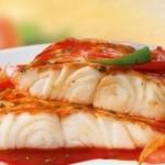 Рыба в духовке по-французски