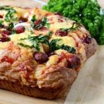 Пирог-пицца быстрого приготовления