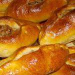 Расстегаи с рисом и грибами – забытый рецепт старорусской кухни