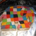 Детский торт Слон – как украсить?