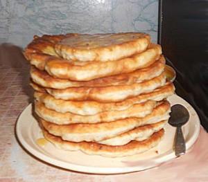 Пышки домашние на простокваше - рецепт пошаговый с фото